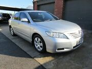 2008 Toyota Camry ACV40R 07 Upgrade Altise Silver 5 Speed Automatic Sedan Holden Hill Tea Tree Gully Area Preview