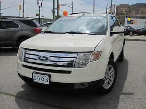 2008 Ford Edge SEL | LOW KM | BACK UP SENSORS | BLUETOOTH | V6 |