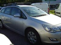 Vauxhall Astra Estate DIESEL MANUAL 2012