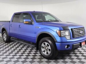 2011 Ford F-150 FX4 4x4 SuperCrew 5.5' Styleside 144.5 in. WB