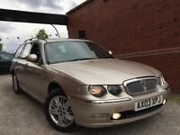 Rover 25 1.4 16v iL 5dr BARGAIN OF THE WEEK