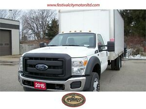 2015 Ford Super Duty F-550 DRW XL | New Tires!