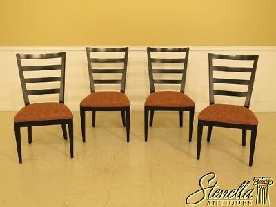 Used, L44970EC: Set Of 4 ETHAN ALLEN Townhouse Ladderback Dining Room Chairs for sale  Shipping to Canada