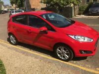 2014 (14) Ford Fiesta 1.25 5dr Zetec two local lady owners only 41000mls superb