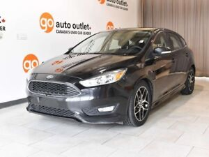 2015 Ford Focus ONE OWNER! SE Auto - Backup Camera
