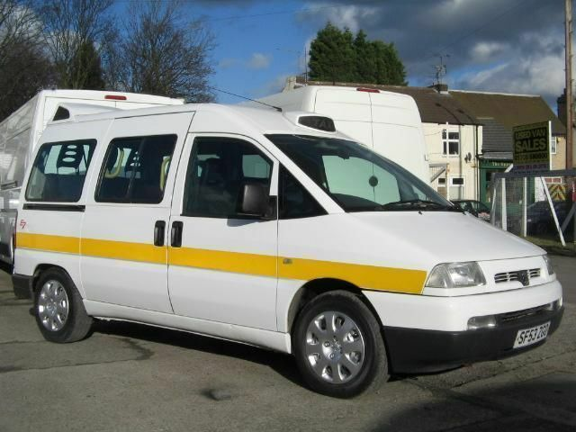 2003 peugeot expert 2 0 hdi e7 taxi in swinton south. Black Bedroom Furniture Sets. Home Design Ideas