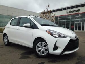 2018 Toyota Yaris LE 5dr Hatchback, Body Side Molding, Heated Se