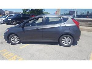 2012 Hyundai Accent GLS - FREE WINTER TIRE PACKAGE INCLUDED London Ontario image 6