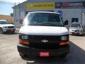 2008 Chevrolet Express Cargo Van|NO ACCIDENTS| NO RUST|SHELVING