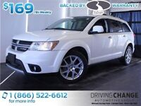 2012 Dodge Journey R/T Heated Leather Seats-Backup Sensors