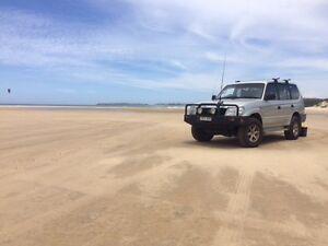 Toyota LandCruiser Prado, ASAP, ready to go, top condition Brisbane City Brisbane North West Preview