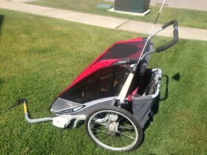Selling Double Chariot Cougar 2, Excellent condition