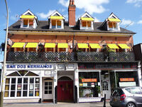 SUPERVISOR REQUIRED FOR A VIBRANT NEIGHBOURHOOD BAR IN CLARENDON PARK