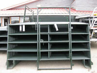 Corral Panels - 50' Round Pen - Light Duty Panels with 4' Gate
