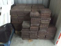 Large Quantity of Used Clean Night Storage Heater bricks only 30p each