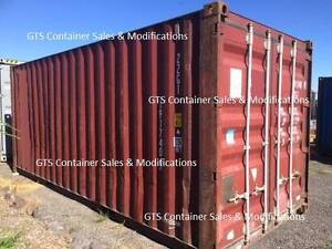 Used Shipping Containers for sale delivered to Horsham Horsham Horsham Area Preview