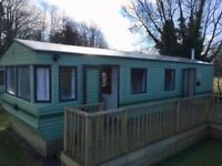 Static Caravan, The Shrewsbury for sale - (currently at GL7 4DT to be moved offsite) - Pvt sale