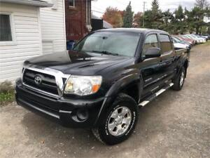 2006 Toyota Tacoma SR5 4X4 6 CYLINDRES CREW CAB **PROPRE**