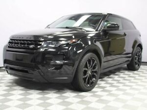 2015 Land Rover Range Rover Evoque Dynamic Coupe BLACK PACK - 4y