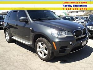 2012 BMW X5 35i LEATHER SUN ROOF