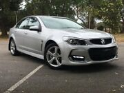 2015 Holden Commodore VF II MY16 SV6 Silver 6 Speed Sports Automatic Sedan Elizabeth Playford Area Preview