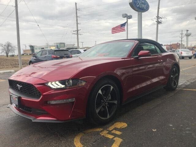 Image 7 Voiture Américaine d'occasion Ford Mustang 2020