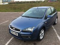 Low Mileage Ford Focus 1.6, New MOT & Service.