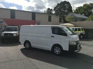 2012 Toyota Hiace TRH201R MY12 White 4 Speed Automatic Van Gosford Gosford Area Preview