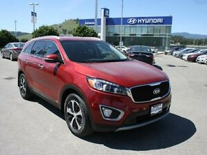 2016 Kia Sorento 2.0L EX 4dr All-wheel Drive Turbo W/leather