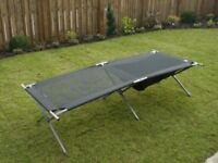 SUNNCAMP FOLDING CAMPBED