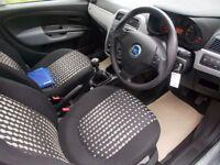 FIAT GRANDE PUNTO 1.2 ACTIVE 8V 5d 65 BHP (grey) 2006