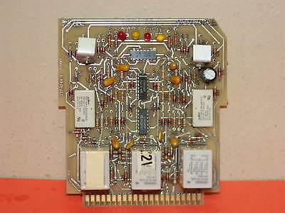 Notifier 410-1820 2z2wab Card Two Zone Two Wire Fire Alarm Board