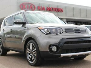 2018 Kia Soul EX PREMIUM, HEATED SEATS, HEATED WHEEL, BACKUP CAM