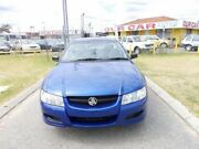 2007 Holden Commodore VZ SVZ Blue 6 Speed Manual Utility Maddington Gosnells Area Preview