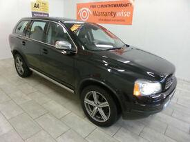 2010 Volvo XC90 2.4 D5 AWD diesel R Design ***BUY FOR ONLY £64 PER WEEK***