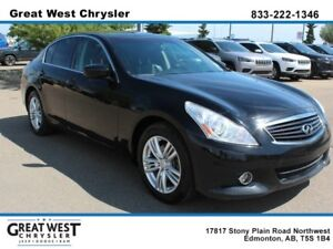 2013 Infiniti G37 Sedan SINGLE OWNER**NO ACCIDENTS**LEATHER**SUN