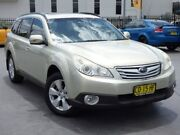 2009 Subaru Outback B5A MY10 2.5i Lineartronic AWD Premium Gold 6 Speed Constant Variable Wagon Smeaton Grange Camden Area Preview