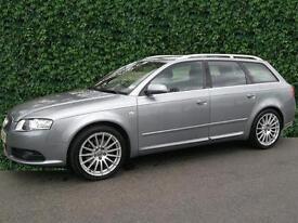 2006 Audi A4 Avant 2.0 TDI SE 5dr (CVT)