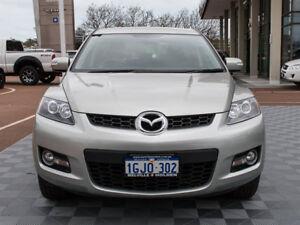 2007 Mazda CX-7 ER1031 MY07 Classic Silver 6 Speed Sports Automatic Wagon