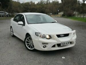 2013 Ford Falcon FG MkII XR6 White 6 Speed Sports Automatic Sedan Mile End South West Torrens Area Preview