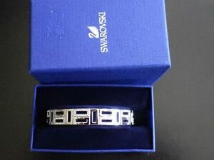 Swarovski Cubist Bangle: REDUCED