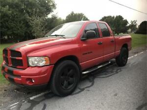 DODGE RAM SPORT LARAMIE CUIR NAV CAMERA FINANCEMENT 100%