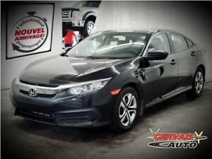 Honda Civic LX A/C Bluetooth 2016