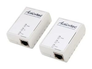 Actiontec PWR511K01 500Mbps Powerline Network Adapter Kit Up to 500Mbps