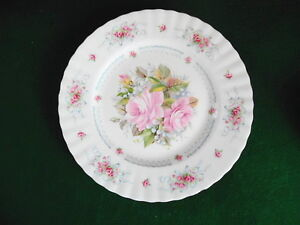 ROYAL ALBERT HAPPY BIRTHDAY PLATE