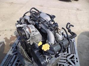 moteur subaru 2.5 2005-2012(ej253 avcs)
