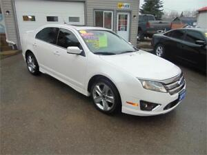 2011 Ford Fusion SEL SPORT AWD