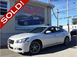 2011 Nissan Maxima 3.5 SV, LEATHER, SUNROOF, ***SOLD***