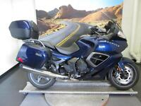 2013 TRIUMPH TROPHY SE LAUNCH EDITION