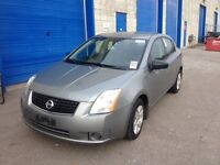 2008 Nissan Sentra, Auto, LOW KMS, 134k, 4 CYL/2.0 GAS SAVER!!!